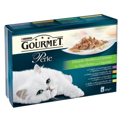 Gourmet Perle Multipack 8 x 85 g