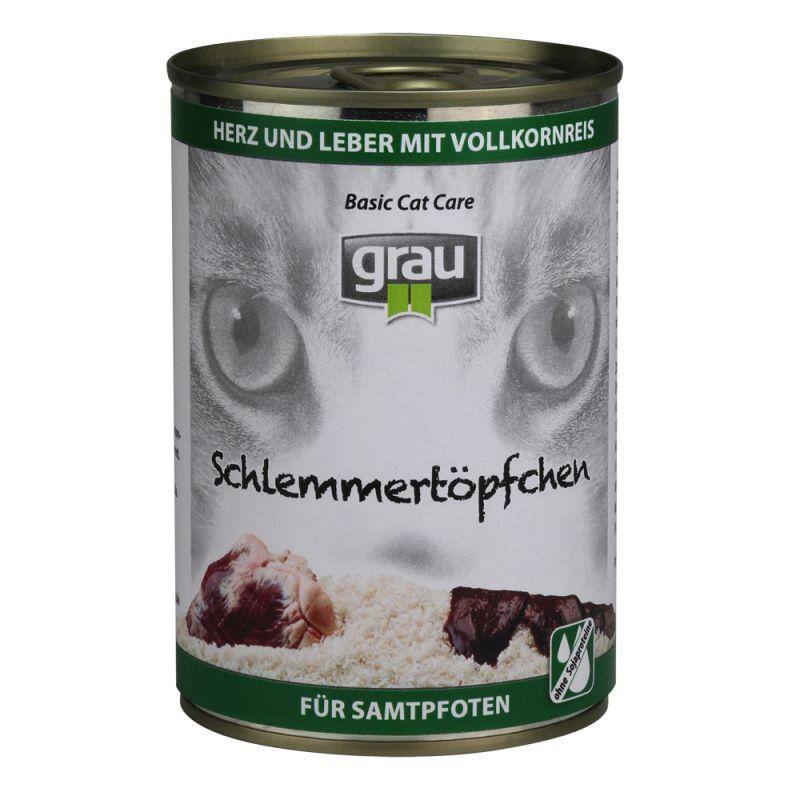 Grau Gourmet Saver Pack 24 x 400g   Free P&P £29+ at zooplus!