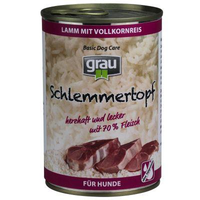 Grau konzervy pro mlsouny 6x400 g