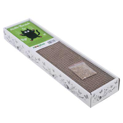 griffoir en carton pour chat multi scratch. Black Bedroom Furniture Sets. Home Design Ideas
