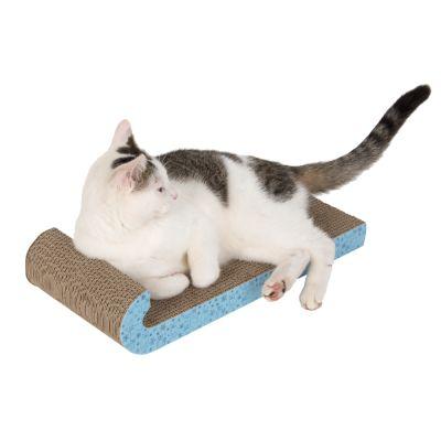 griffoir pour chat prix avantageux chez zooplus griffoir luge pour chat. Black Bedroom Furniture Sets. Home Design Ideas