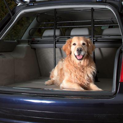 Trixie grille de protection courb e pour voiture zooplus - Grille protection chien pour voiture ...
