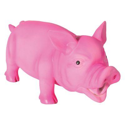 Grunting Pig Dog Toy