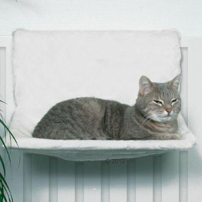 hamac de radiateur pour chat trixie de luxe. Black Bedroom Furniture Sets. Home Design Ideas