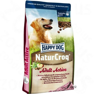 Happy Dog Natur-Croq Active - Great deals on dog food at ... - photo#13