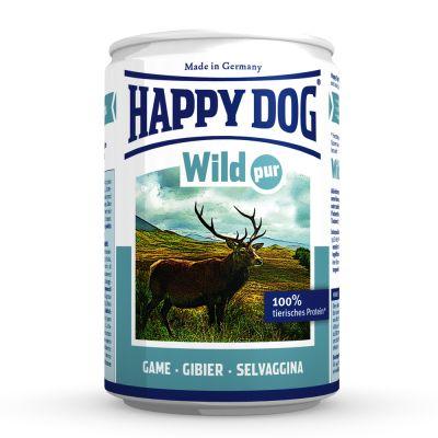 Happy Dog Pur 6 x 400 g