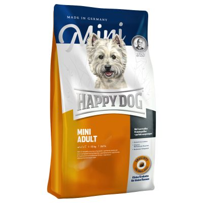 happy dog supreme fit well adult mini g nstig bei zooplus. Black Bedroom Furniture Sets. Home Design Ideas