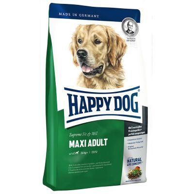 happy dog supreme fit well maxi adult croquettes pour. Black Bedroom Furniture Sets. Home Design Ideas