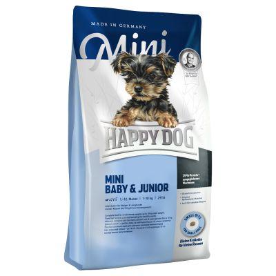 happy dog supreme mini baby junior g nstig bei zooplus. Black Bedroom Furniture Sets. Home Design Ideas
