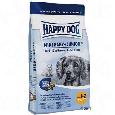 happy dog supreme mini baby junior. Black Bedroom Furniture Sets. Home Design Ideas