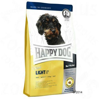 happy dog supreme mini light low fat great deals at zooplus. Black Bedroom Furniture Sets. Home Design Ideas