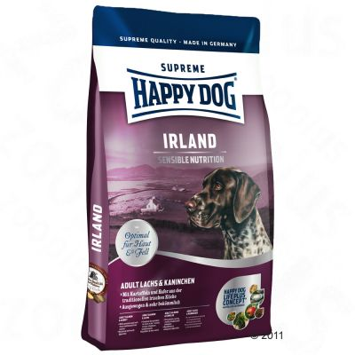 happy dog supreme sensible ireland free p p orders 29 at zooplus. Black Bedroom Furniture Sets. Home Design Ideas
