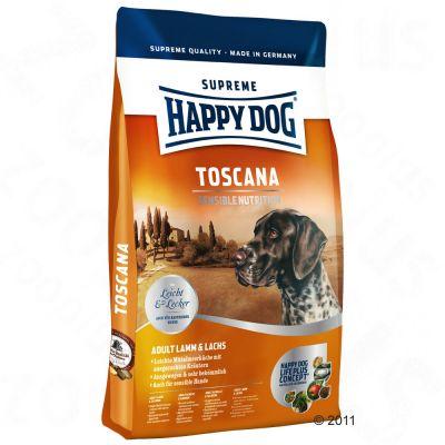 happy dog supreme toscana great deals at zooplus. Black Bedroom Furniture Sets. Home Design Ideas