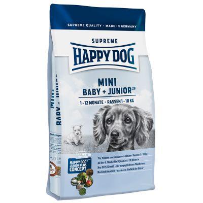 happy dog supreme young maxi junior fase 2 hondenvoer. Black Bedroom Furniture Sets. Home Design Ideas