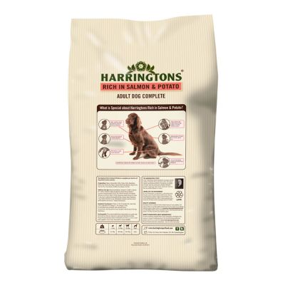 Harringtons Dry Dog Food Salmon Kg