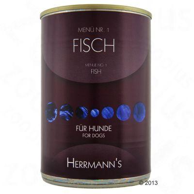 Herrmanns Bio-Menü Schlemmerpaket 6 x 400 g