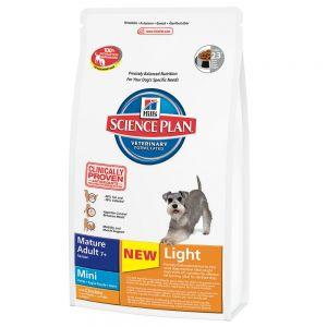 hill 39 s canine mature adult light 7 mini poulet croquettes pour chien zooplus. Black Bedroom Furniture Sets. Home Design Ideas