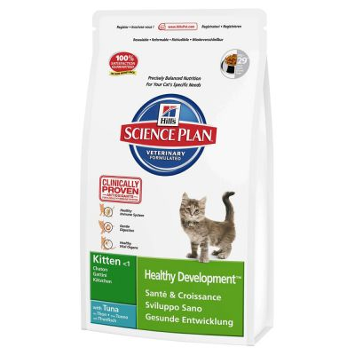 Hill's Kitten Healthy Development con atún para gatitos