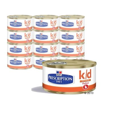 Hills Kd Wet Food For Cats
