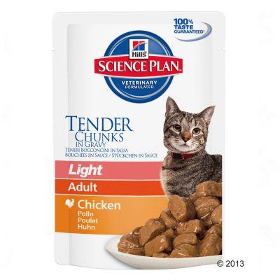 Hills Science Plan Feline Light Adult Cat