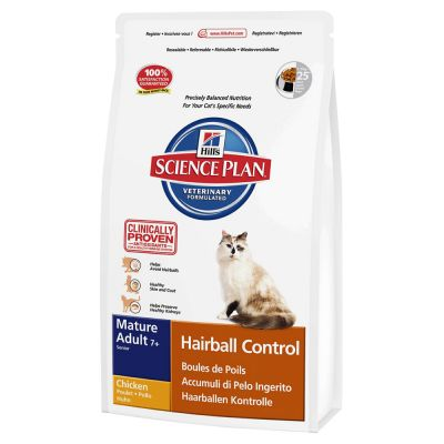 Hairball Cat Food Reviews