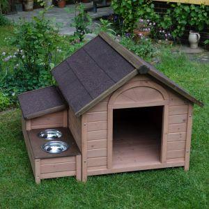 Op zoek naar een knus buitenhok hondenforum for Piani casa cane trotto