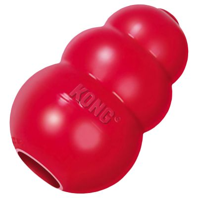 Hračka Kong Classic guma červená