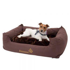 Cuccia divano per cani m 80x65cm omaggio ebay - Cuccia per cani interno ...