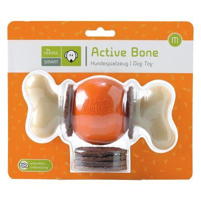 hundespielzeug active bone medium g nstig bei zooplus. Black Bedroom Furniture Sets. Home Design Ideas