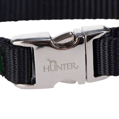 Hunter Halsung Vario-Basic Alu-Strong, schwarz