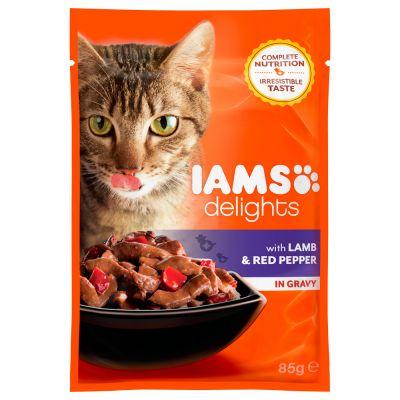 Iams nourriture pour chat adulte