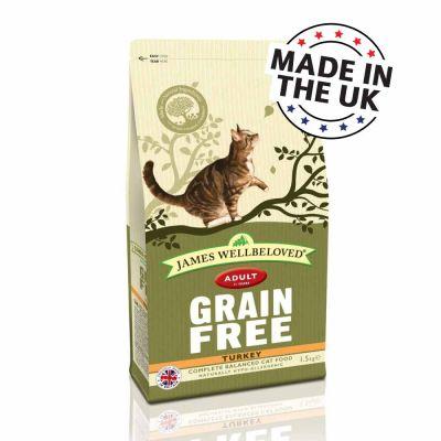 James Wellbeloved Cereal Free Cat Food