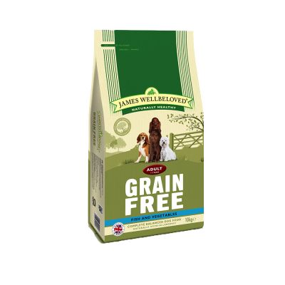James Wellbeloved Adult Grain Free Fish Amp Vegetable Free