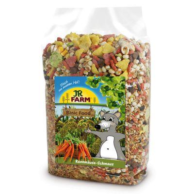 Jr schmaus comida para jerbos m s econ mica en zooplus - Comida para ratones ...