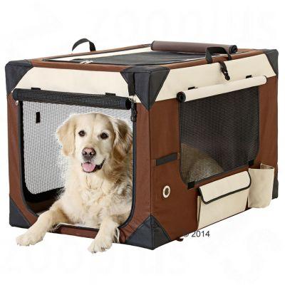 zooplus > Dog > Dog Crates & Dog Travel > Soft Dog Crates > Karlie ...