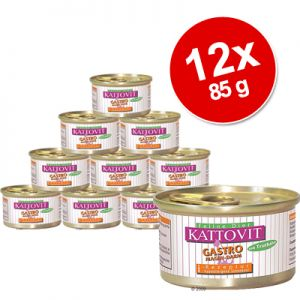 Kattovit Saver Pack 12 X 85g Free P Amp P On Orders 163 29 At