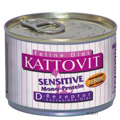 Kattovit Sensitive (Hypoallergene Schonkost) Nassfutter