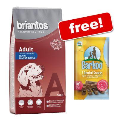 Briantos Dog Food Review