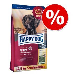 14 5 kg happy dog supreme sensible zum sonderpreis. Black Bedroom Furniture Sets. Home Design Ideas