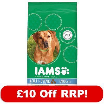 Iams Dog Food Coupons Uk