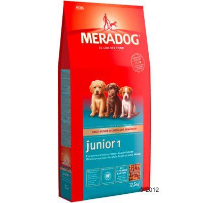 meradog hundefutter g nstig bei zooplus 12 5 kg dogmio barkis gratis. Black Bedroom Furniture Sets. Home Design Ideas