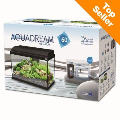 kit aquarium aquatlantis aquadream 60 192 prix avantageux chez zooplus