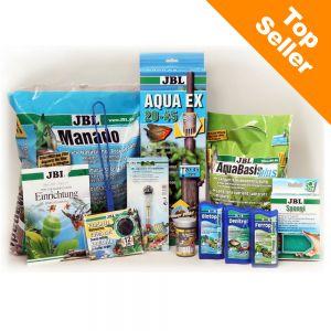 kit d butant pour aquarium jbl starter set prix avantagux chez zooplus. Black Bedroom Furniture Sets. Home Design Ideas