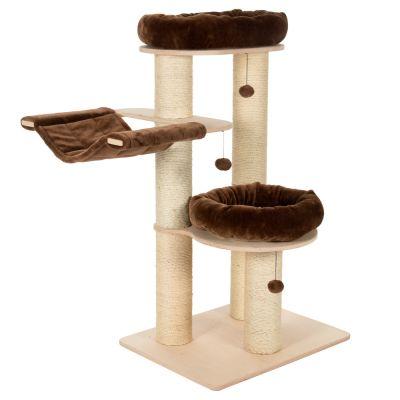 kratzbaum natural paradise l g nstig kaufen bei zooplus. Black Bedroom Furniture Sets. Home Design Ideas