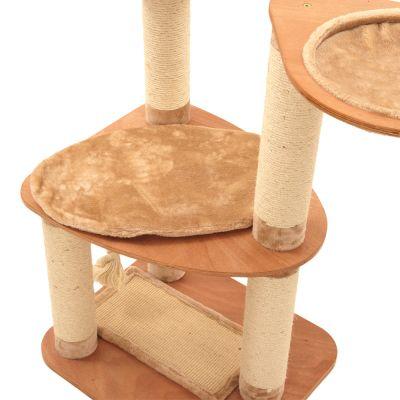kratzbaum zaunk nig g nstig bei zooplus. Black Bedroom Furniture Sets. Home Design Ideas