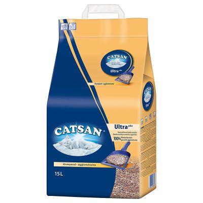 Lettiera agglomerante catsan ultra zooplus for Catsan lettiera
