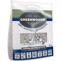 litière minérale Greenwoods