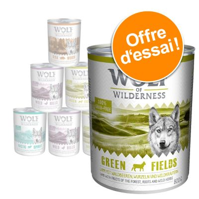 wolf of wilderness bo tes pour chien zooplus. Black Bedroom Furniture Sets. Home Design Ideas