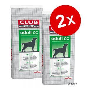 royal canin club selection 2 x 15 kg croquettes pour. Black Bedroom Furniture Sets. Home Design Ideas