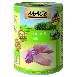 MAC's ruoat
